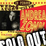 ANDREA ZONN & SPECIAL GUESTS SELL-OUT MUSIC CITY ROOTS